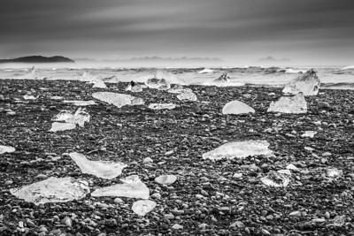 Ice litter mono