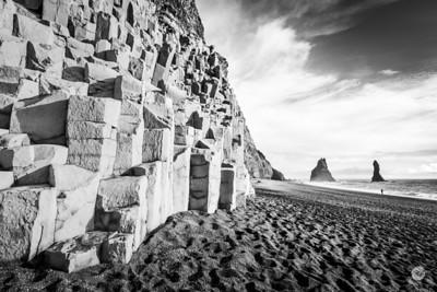 Basalt columns mono