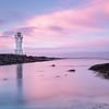 Sunrise at Akranes Lighthouse