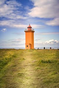 Reykjanes Peninsula Lighthouse