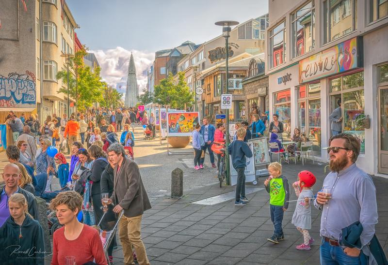 Reykjavik Culture Day 2017