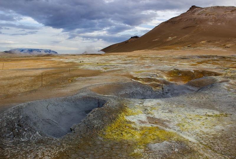 Namavjall Hverir Geothermal Area