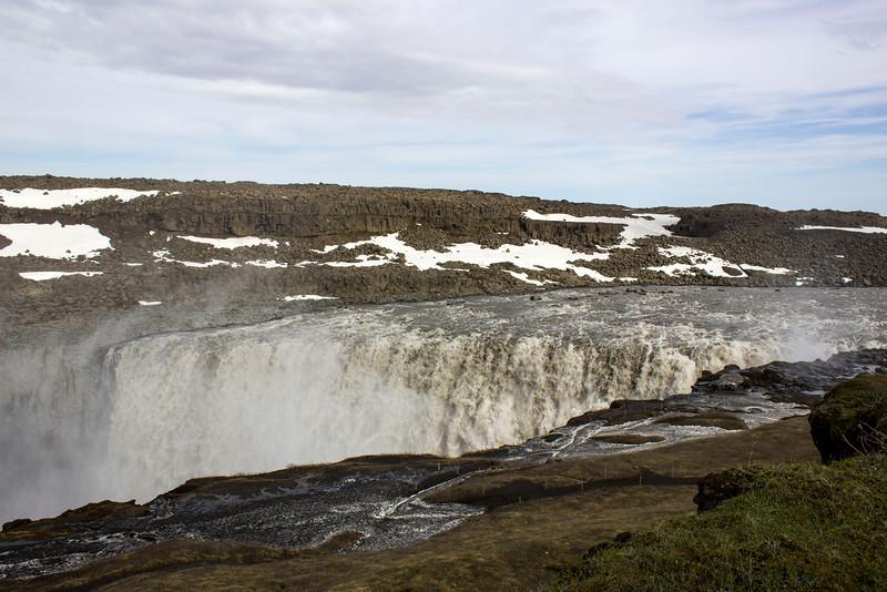 Dettifoss - Iceland waterfall