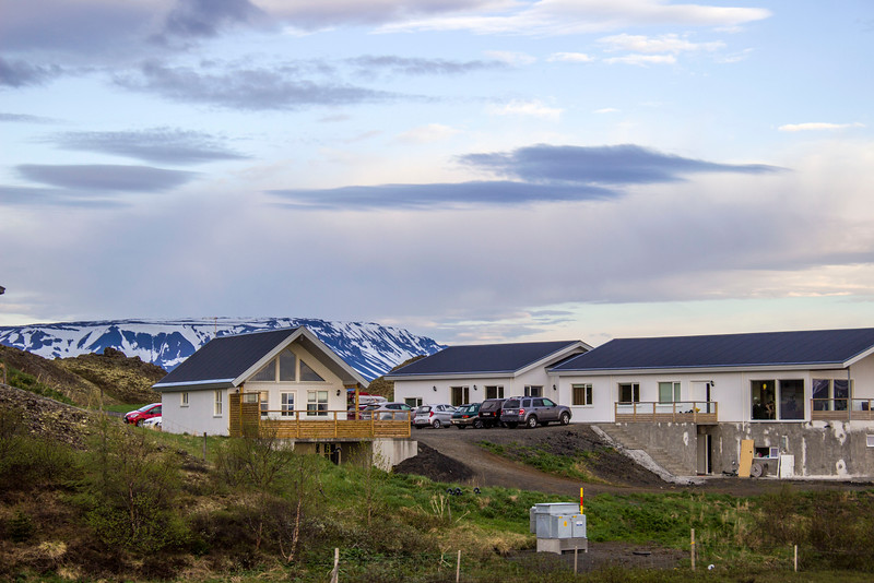 Where to Stay in Myvatn Iceland