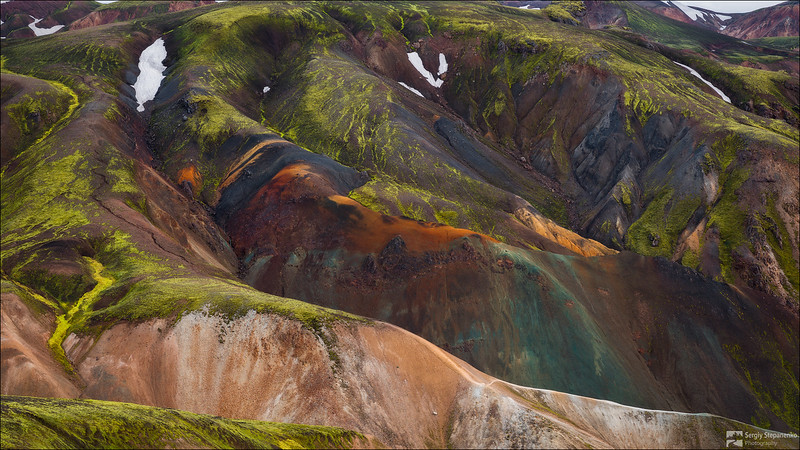 Colors of Iceland or find a lamb