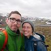 Selfie from Hvanngilhauser ridge