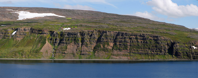 Sheer Cliffs & Highlands