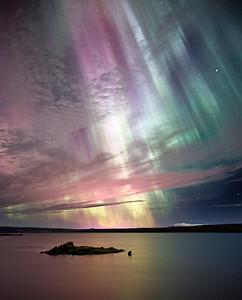 / Aurora Borealis /