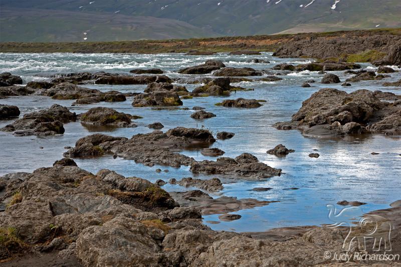Goðafoss Rapids