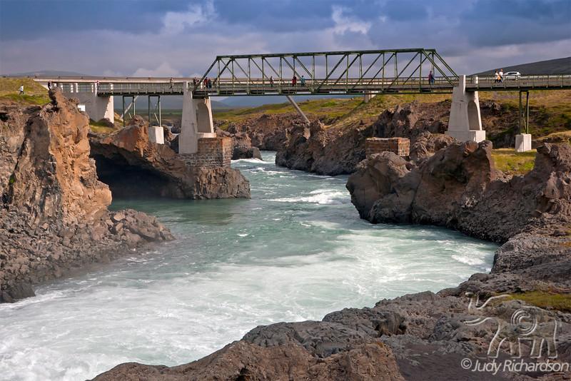 Goðafoss Bridge