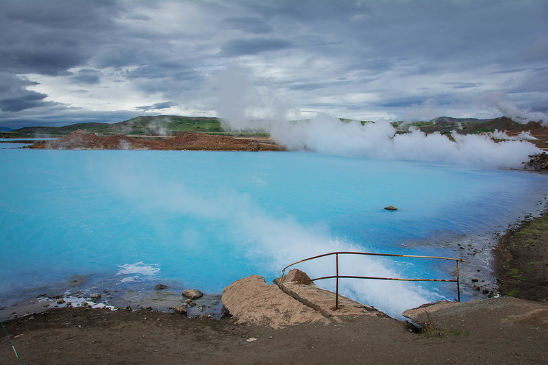 myvatn thermal pools