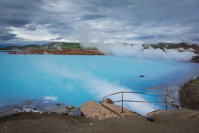 myvatn geothermal pools