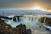 Goðafosswaterfall