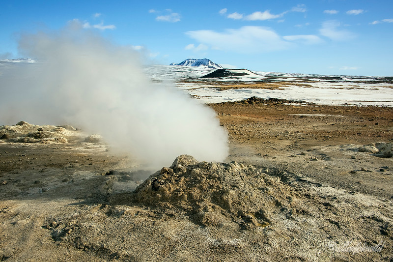 Volcanic activity