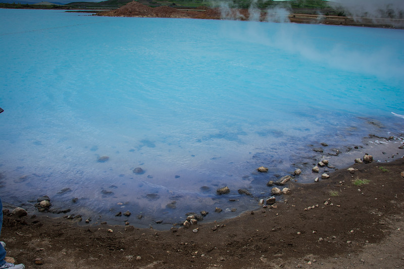 myvatn geothermal pools