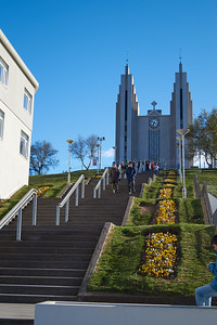 Main Church in Akureyri