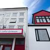 The famed Iceladic explorer Leifur Eiríksson lends his name to this Reykjavík