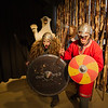 A highlight of Reykjavík! Dress-up at the Saga Museum