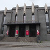 The Art Deco National Theatre of Iceland