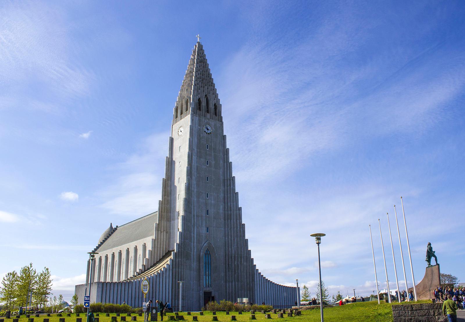 Hallgrimskirkja Reykjavik Church