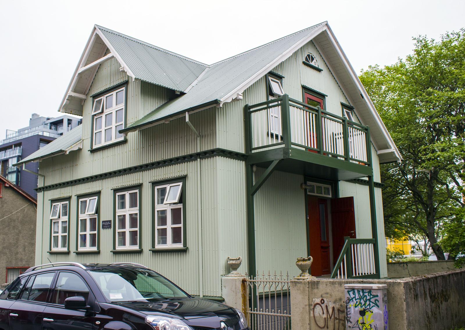 Old Charm Reykjavik Apartments Iceland