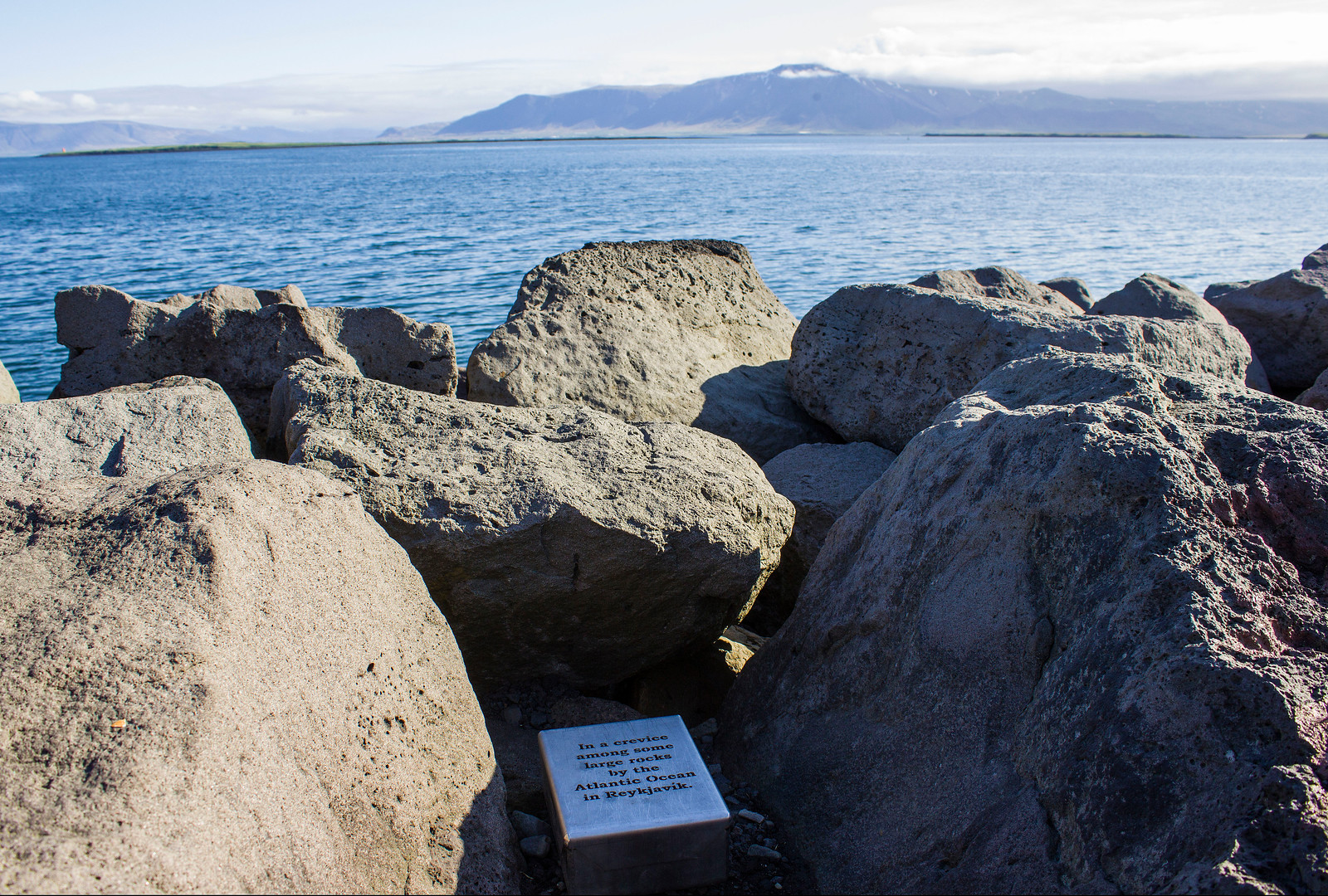 Reykjavik Harbourfront Views - One day in Reykjavik Itinerary