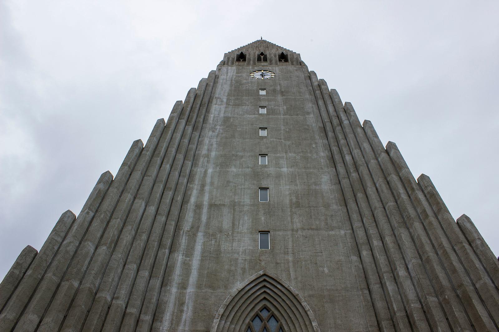 Hallgrimskirkja Reykjavik Church: 24 Hours in Reykjavik