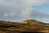 Reykjanes Lighthouse (Reykjanesviti), Iceland's oldest lighthouse (31 M, 1878, rebuilt 1929), Reykjanes Peninsula, Iceland