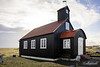 Kirjuvogskirkja (1861) Hafnir, Reykjanes Peninsula, Iceland