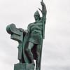 Ingolfur Arnarson statue