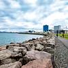 The Saebraut - Reykjavik