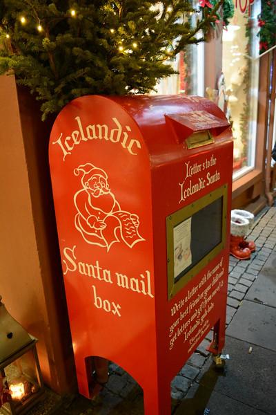 iceland mailbox