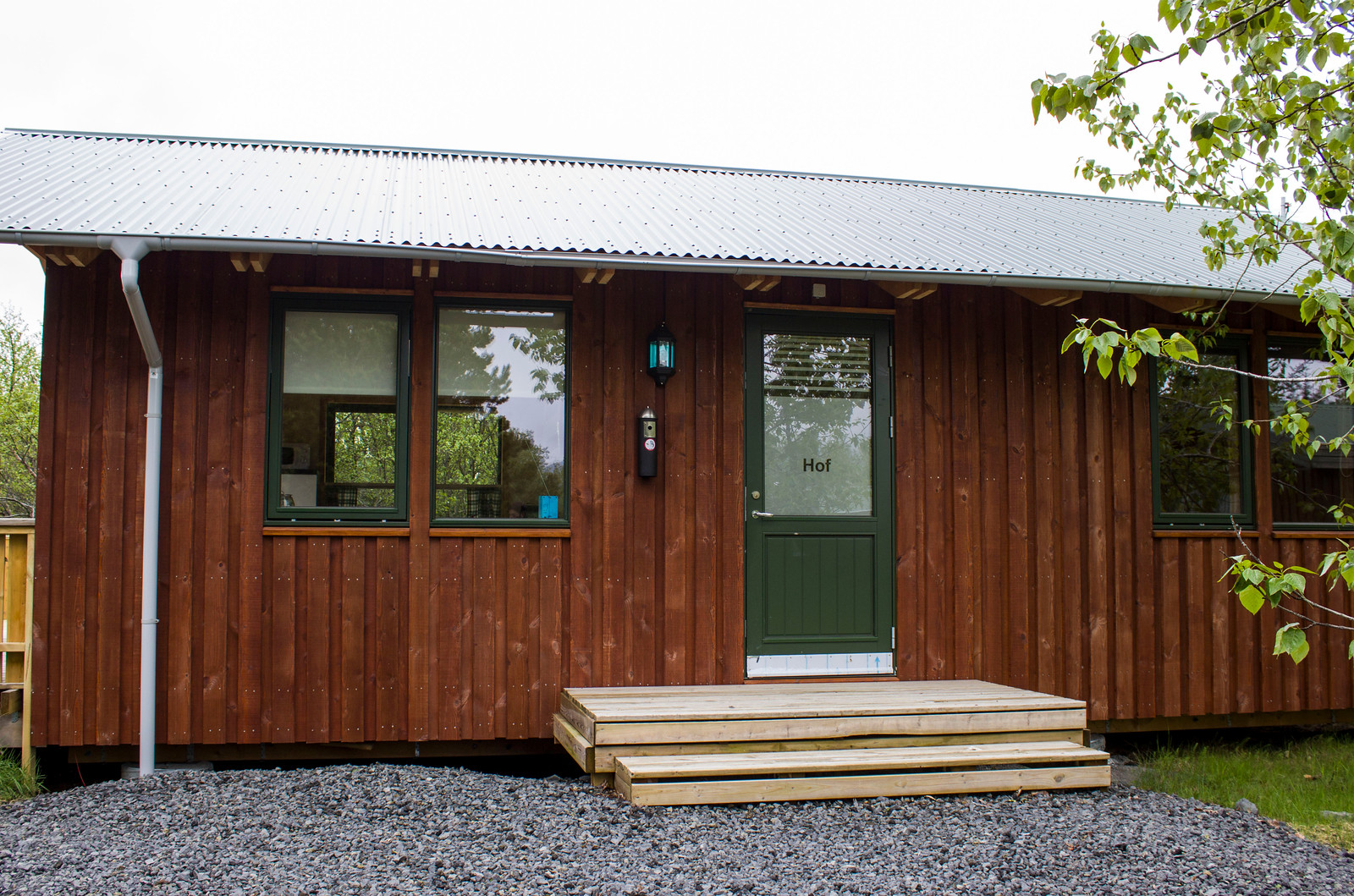 "Gesthus Selfoss - Our cabin ""Hof"" - Best hotels near the Golden Circle"