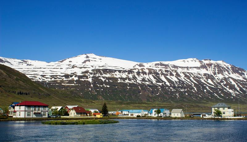 Seydisfjordur: An Artsy Seaside Town