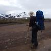 Admiring Snæfellsjökull Glacier