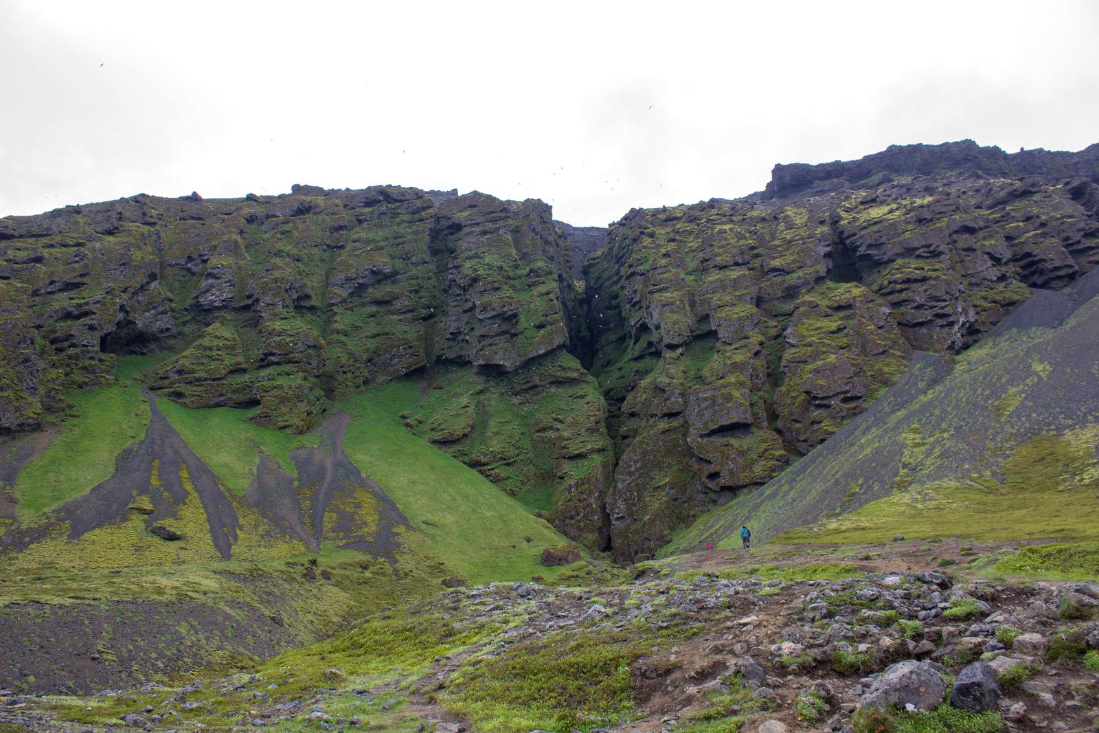Raudfeldsgja Gorge - Snæfellsnes Peninsula Iceland Day Trip Travel Guide