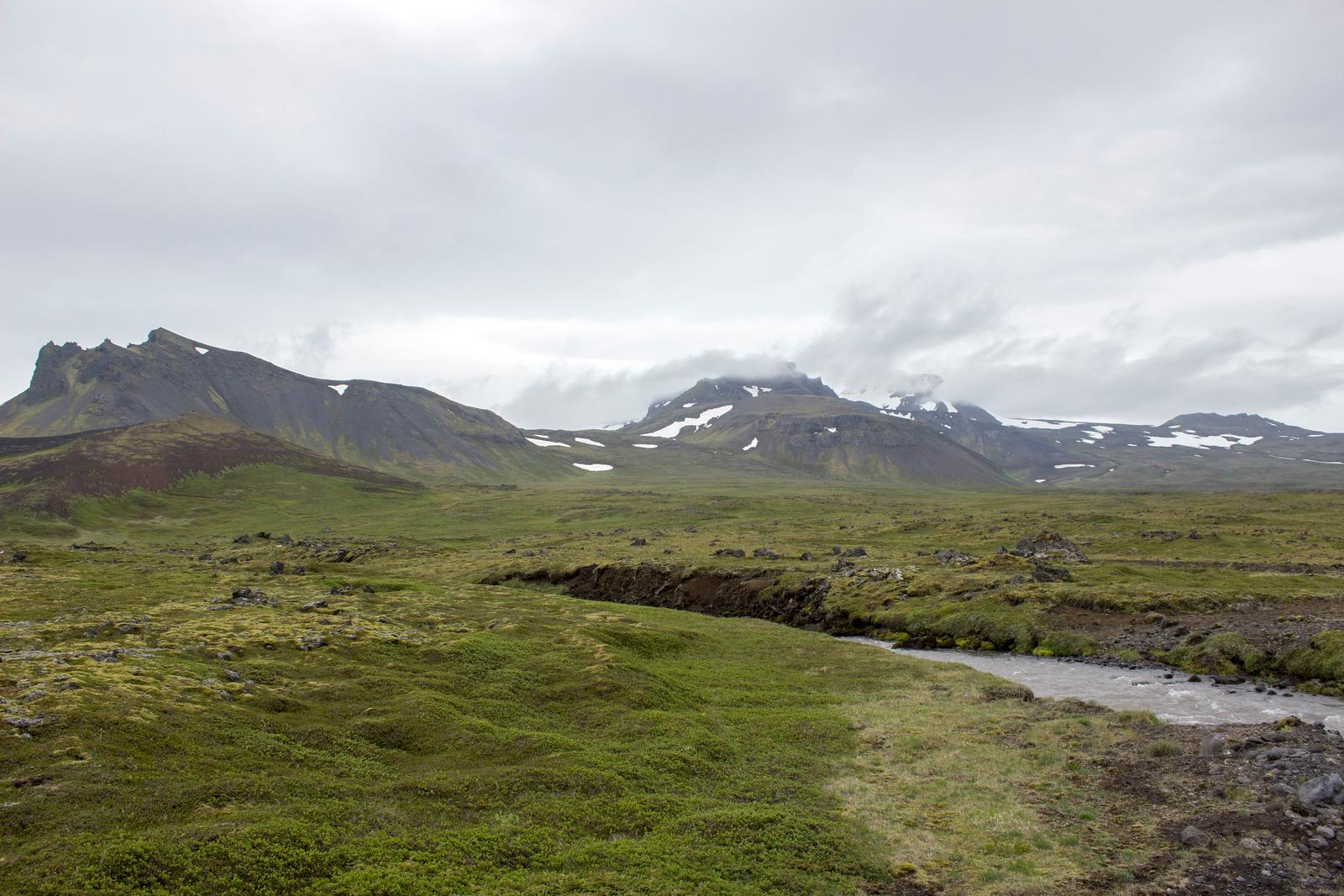 Snaefellsjokull National Park - Snæfellsnes Peninsula Iceland