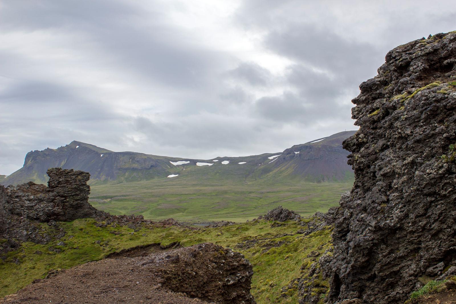 Saxholl - Snæfellsnes Peninsula Iceland Day Trip Travel Guide
