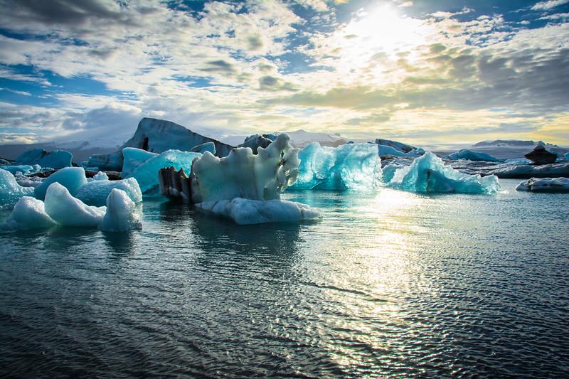 jokulsarlon south coast iceland
