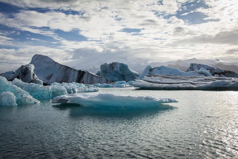 exploring jokulsarlon glacier lagoon
