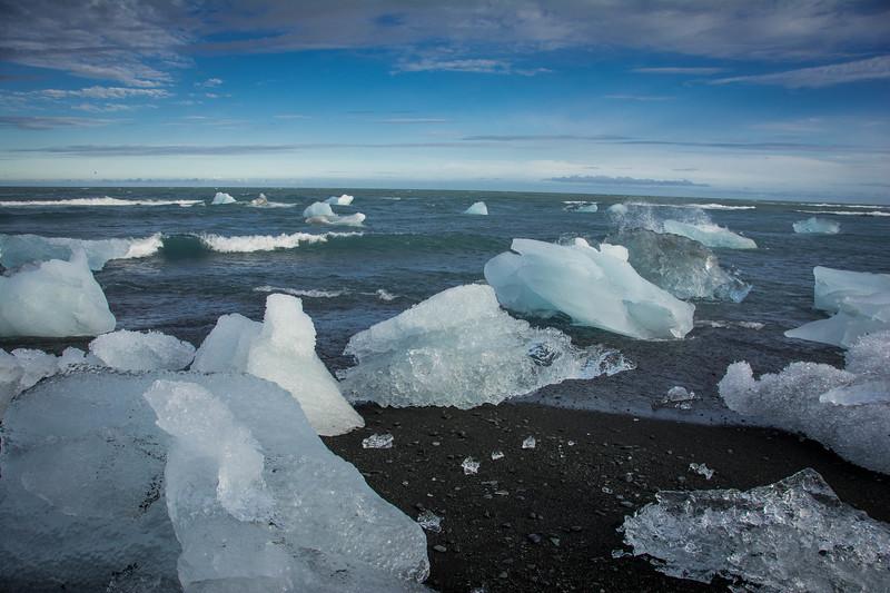 south iceland diamond beach