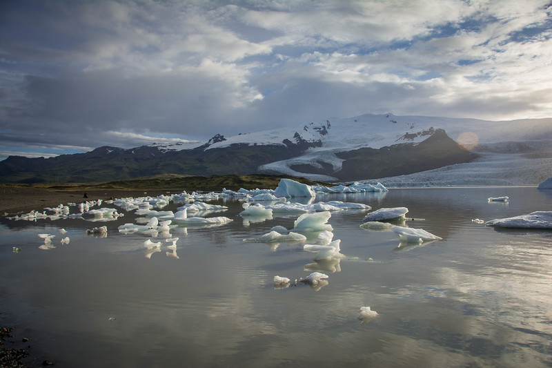 fjallsarlon lagoon iceland