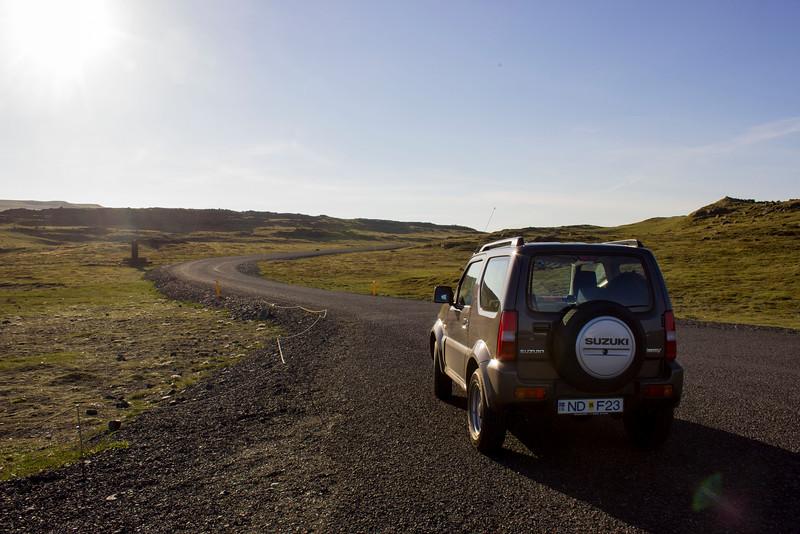 Renting a car in Iceland - Renting a car in Iceland