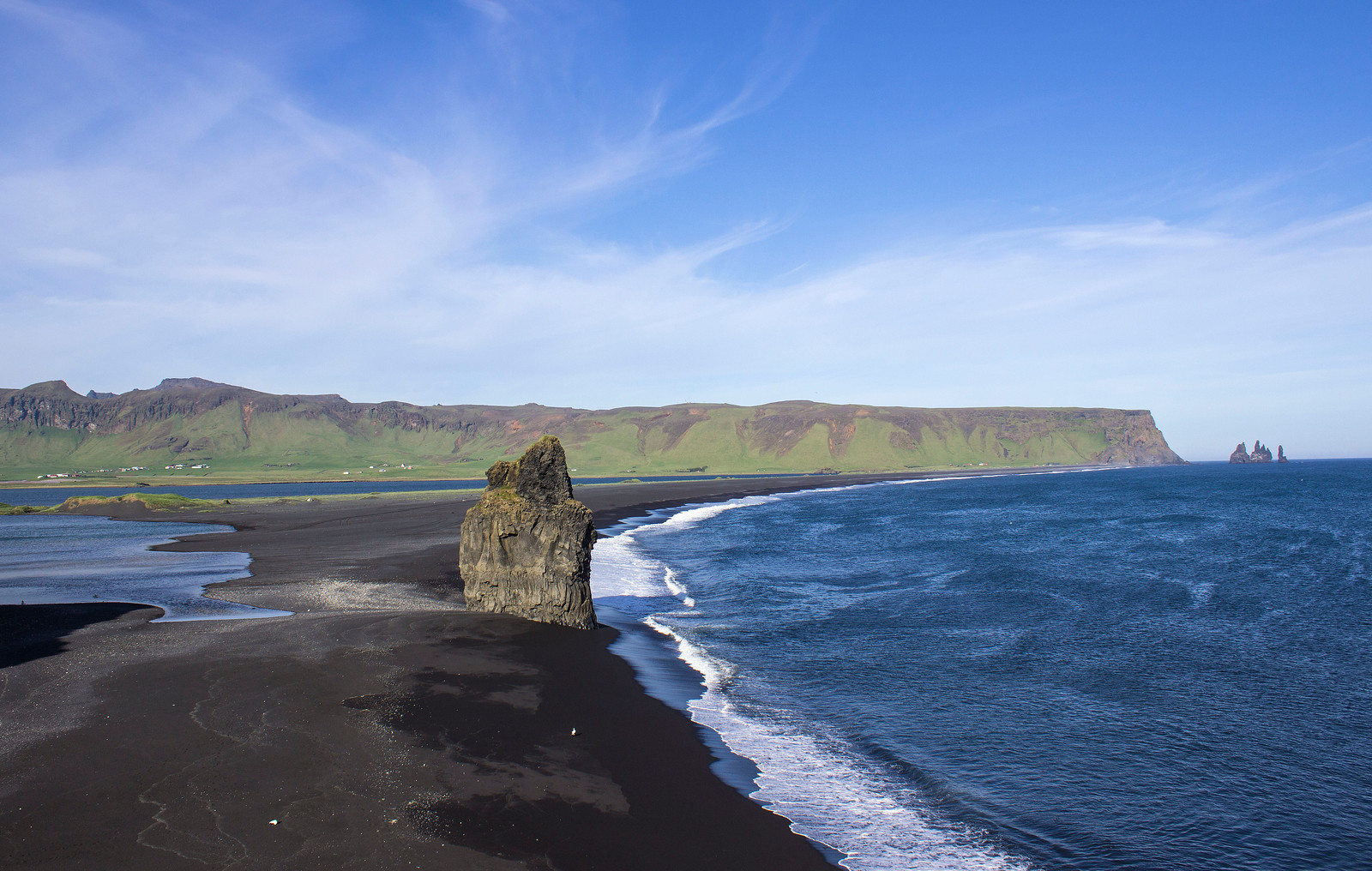 South of Iceland - Black Sand Beach