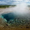 Hot Spot in Geysir