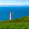 Lighthouse on the Vaatnsnes Penninsula