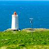 Lighthouse on the Vatnsnes Penninsula
