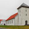 Bessastaðir Church - Presidential Residence - Reykjavik