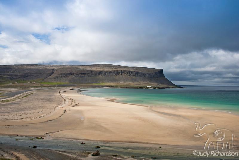 Beach in Patreksfjörður