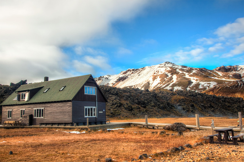 Icelandic Cottage
